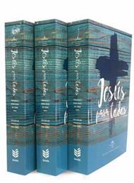 Biblia Promesas RVR60 Rustica Misionera Jesús Para Todos