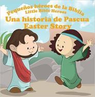 Pequeños héroes de la biblia-Pascua (bilingüe)
