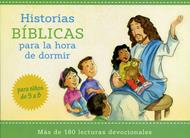 Historias bíblicas para la hora de dormir
