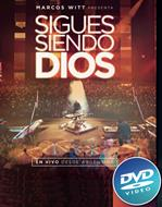 Sigues siendo Dios en vivo desde Argentina [DVD]
