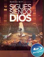 Sigues siendo Dios en vivo desde Argentina [Bluray]