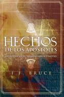 Hechos de los Apóstoles (Rústica) [Libro]