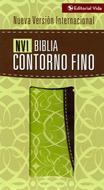 Biblia NVI contorno fino (Piel) [Biblia]