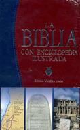 Biblia con enciclopedia ilustrada (Piel) [Biblia]
