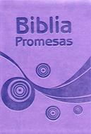 Biblia promesas flexible lila