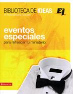 Biblioteca de ideas de especialidades juveniles - Eventos especiales