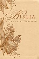 Biblia Mujer en el Espíritu (Piel) [Biblia]