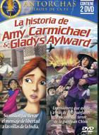 La hostoria de Amy Carmichael & Gladyz Alyward (Plástico) [DVD - Película]