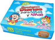 Oraciones Diarias Ninos/Ninas