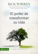 Poder de transformar su vida