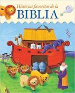 Historias favoritas fe la biblia (Tapa dura) [Biblia]