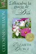 Descubre la gracia de Dios - Colosenses/Filemón