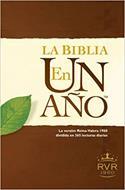 Biblia En Un Año (Rustica)