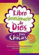 Libro devocionario de Dios para chicas