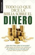 Todo lo que dice la biblia sobre el dinero