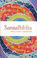 Biblia letra grande (Rústica) [Biblia]