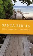 Santa Biblia letra grande (Rústica) [Biblia]