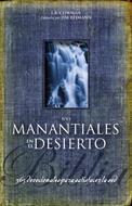 Biblia Manantiales En El Desierto (Tapa dura)