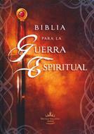 Biblia Para La Guerra Espiritual/RVR/Tapa Dura