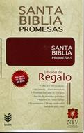 Biblia De Promesas NTV Edición de Regalo