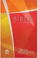 Biblia Nueva Biblia Al Día Económica