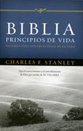 Biblia principios de vida (Tapa dura) [Biblia]