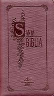 Biblia Tamaño35 Flexible Vinotinto