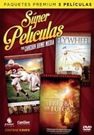 Super Peliculas/DVD - Paquete X 03