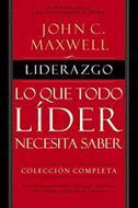 Liderazgo/Coleccion Completa/Lo Que Todo Lider Necesita Saber
