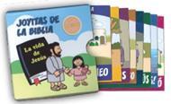 Joyitas De La Bbilia /Set De 8 Libritos Infantiles