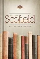 Biblia De Estudio Scofield Tapa Dura Con Indice