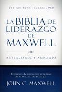 Biblia De Liderazgo De Maxwell RVR  (Actualizada Y Ampliada) Tapa Dura (Tapa Dura) [Biblia]