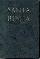 Biblia Letra Grande Manual Negro