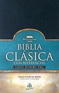 Biblia Clásica Con Referencias - Imitacion Piel