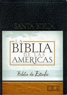 Biblia LBLA Premios Y Regalos [Biblia] - LBLA Negra