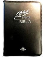 Biblia Tamaño 042 Letra Grande Negra Trigo