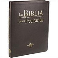 Biblia De La Predicación -Reina Valera 1960