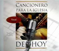 Cancionero Para La Iglesia De Hoy/Vocal