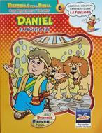 Libro De Colorear Daniel