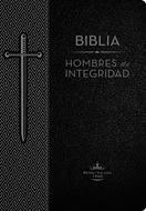 Biblia Hombres De Integridad/RVR1960/Piel Especial/Negro (piel)