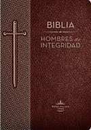 Biblia Hombres De Integridad/RVR1960/Piel Especial/Marron (Imitación Piel)