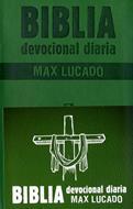 Biblia Devocional Max Lucado - Verde