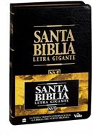 Biblia/NVI/Letra Gigante/Tapa Dura