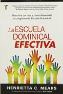 La Escuela Dominical Efectiva