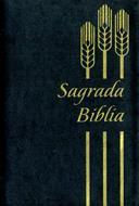 Biblia Con Cierre Piel Negra