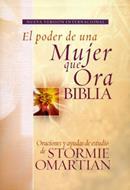 Biblia El Poder De La Mujer Que Ora