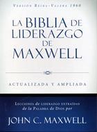 Biblia De liderazgo De Maxwell - Tamaño Manual