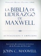 Biblia De Liderazgo De Maxwell Tamaño Manual (Tapa Dura) [Biblia]