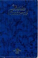 Biblia Tamaño 065CLG Pastoral  Azul