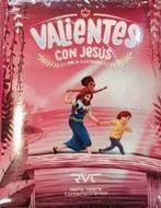 Biblia RVC Valiente Con Jesus Magenta C-Fucsia